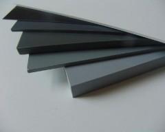 Tấm nhựa PVC kỹ thuật xám ghi