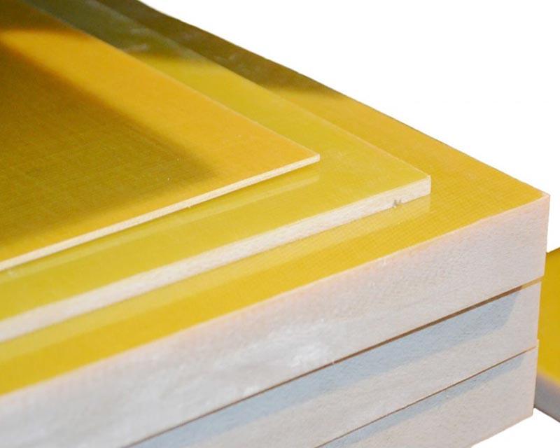 Tấm phíp vàng chịu nhiệt Epoxy