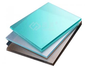 Tấm lợp lấy sáng thông minh polycarbonate đặc ruột