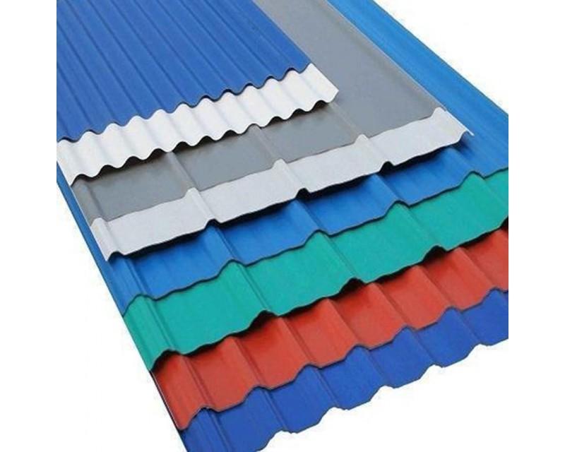 Tôn nhựa PVC ASA cách nhiệt