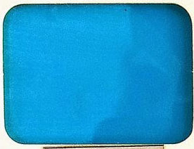 Tấm lợp polycarbonate đặc màu xanh ngọc tosca
