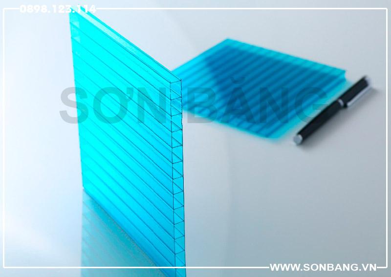 tấm lợp lấy sáng rỗng solarlite