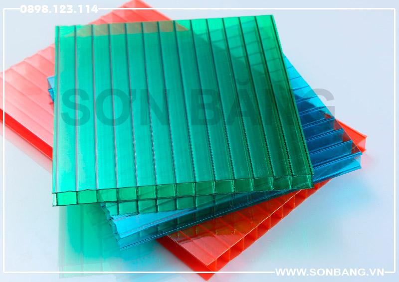 tấm lợp rỗng ruột solarlite
