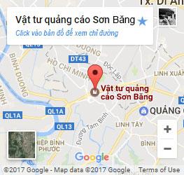 Bản đồ chỉ đường đến Sơn Băng